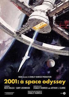2001: A Space Odyssey, 2001 Odisea en el espacio (1968). Stagevu.