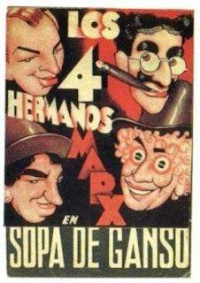 Hermanos Marx: Sopa de ganso (1933).Hermanos Marx: Sopa de ganso (1933).Hermanos Marx: Sopa de ganso (1933).