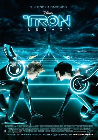 Tron: Legacy (2010) Español Online