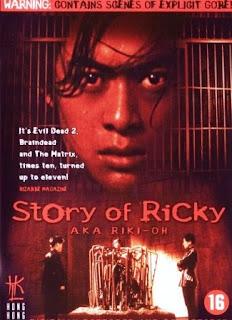 Historia de Ricky - Story of Ricky (Ngai Kai Lam, 1991).