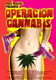 Operación Cannabis Poster