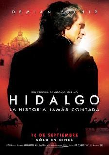 Hidalgo - La historia jamás contada (2010).