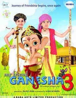 MY FRIEND GANESHA 3 (2010)
