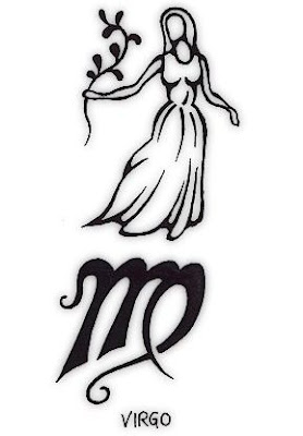 Tattoo Virgo