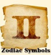 Zodiac Tatttoo Symbols