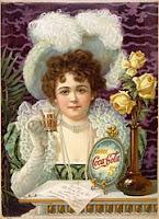Publicité Coca Cola 1900