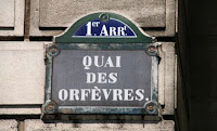plaque quai des orfevres