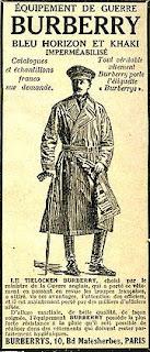 Vous Tranchées « Manteau Du L'origine » Des Le Trench Saviez Coat zq5wcHO