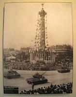Défilé du 14 juillet 1945 place de la Bastille