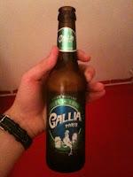 bouteille bière Gallia 2010