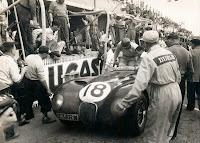 Jaguar C Type Le Mans 1953