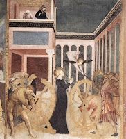 Martyre Sainte Catherine Alexandrie