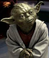 Yoda Maître Jedi Star Wars