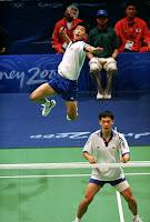 Badminton Sport Olympique
