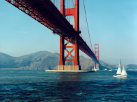 Pont du Golden Gate San Francisco