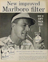 Marlboro new filter publicite