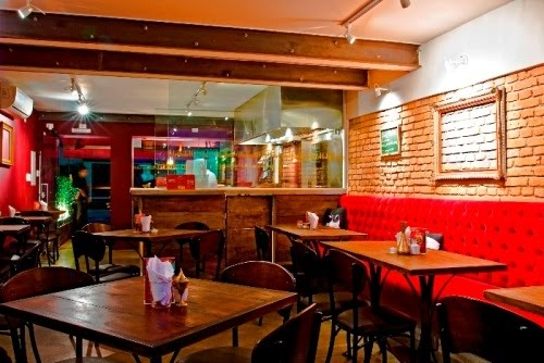 Experience babek kebab bar for Food bar experience