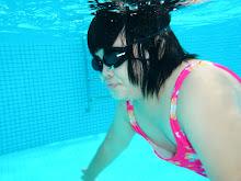 聽說游泳可以減肥