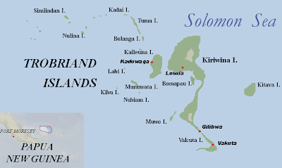 trobriand islands essay Brian stephens december 1, 2008 anthro 1100 ethnology paper religion- trobriand islands vs haiti according to the miller text book, religion is defined.