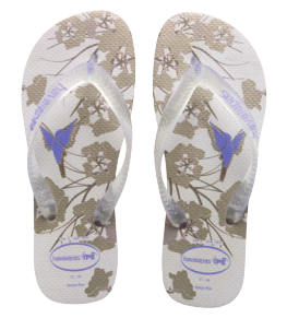 285d595381d6 7% of sales of all Havaianas IPE goes to the research and preservation of  the Brazilian rainforests