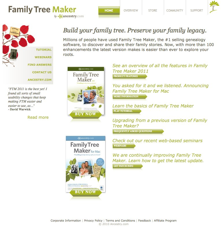 Family Tree Template For Children