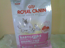 MY KITTENS FED ONLY ON ROYAL CANIN FOR THEIR WEANED PROCESS. IT IS GOOD FOR THEIR HEALTH N GROWTH.