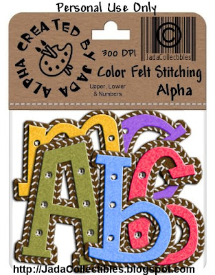 http://jadacollectibles.blogspot.com/2009/07/color-felt-stitching-alpha-freebie.html