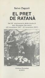 El Pret de Ratanà... Don Gervasini.. MITICO BAGGESE!