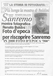 FOTO SANREMESI di Renato..