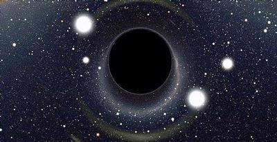 Lubang Hitam Supermasif, The Giant Blackhole Mulai Tumbuh Cepat Sejak Berusia 1,2 Milliar Tahun