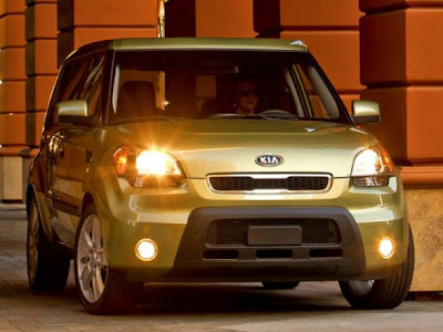 New Car Kia Soul 2010