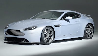 Concept Car Aston Martin 600 HP V12