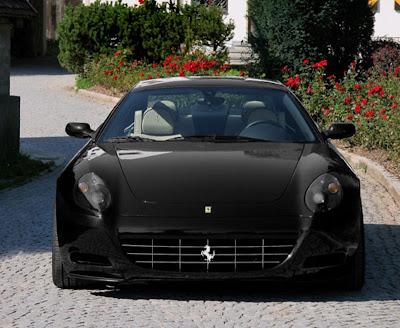Ferrari 612 Scaglietti by Novitec