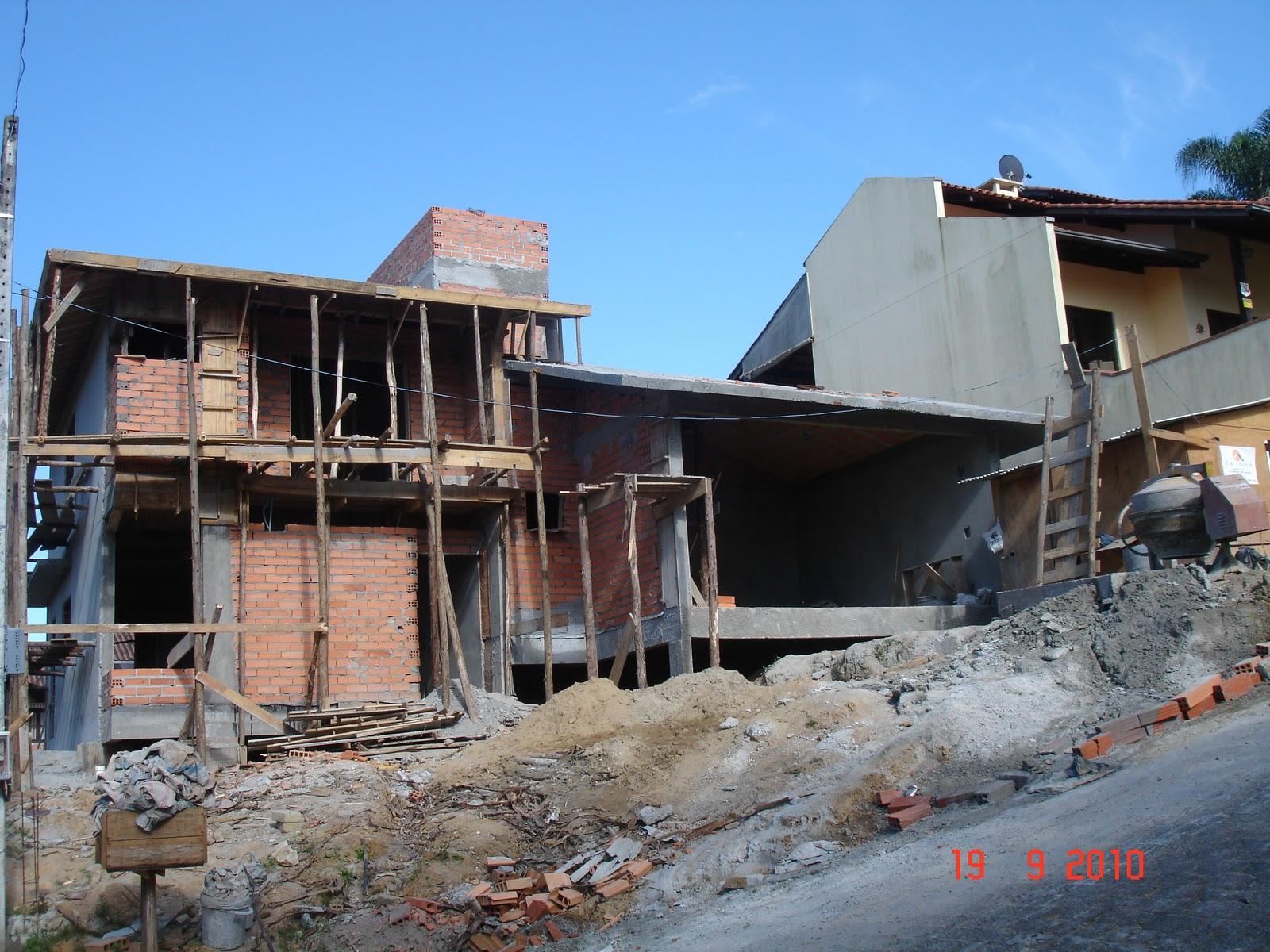 Nossa Casa no Site Construção da fundação ao acabamento: Fotos  #0F67BC 1600 1200