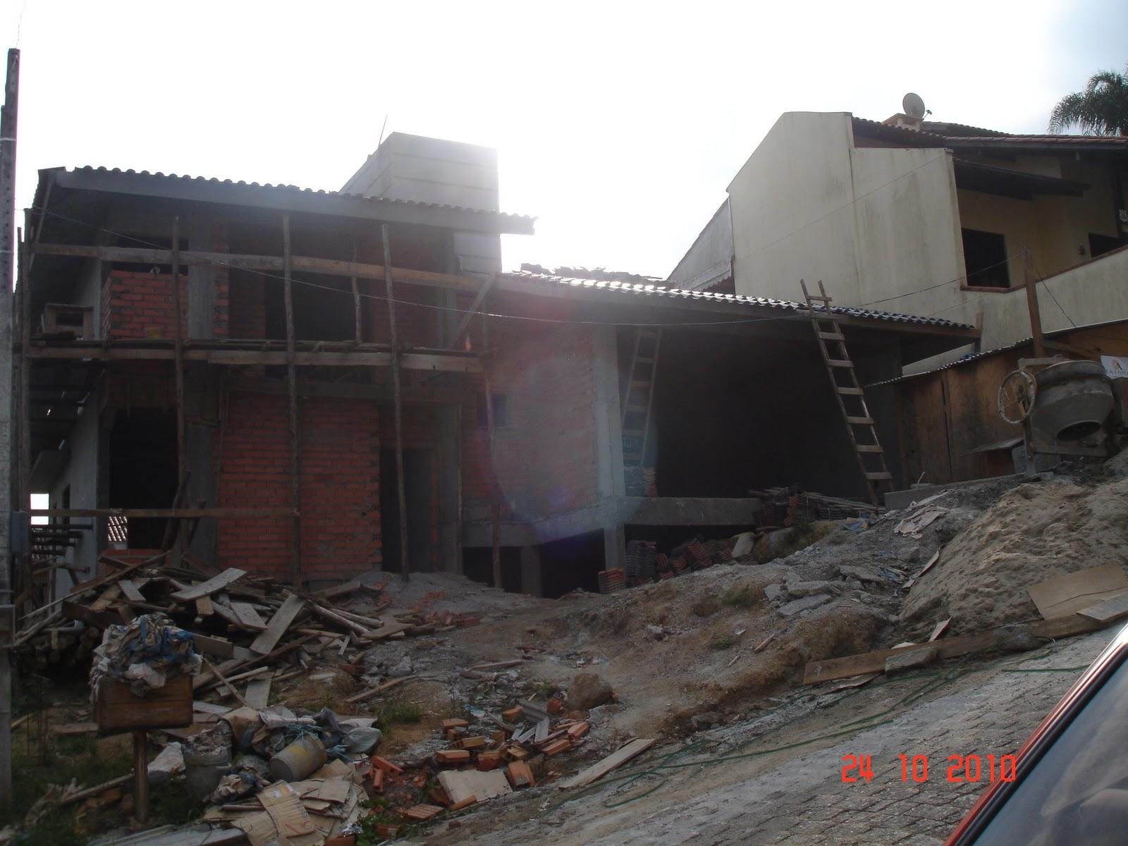 Nossa Casa no Site Construção da fundação ao acabamento: Fotos  #A43427 1600 1200