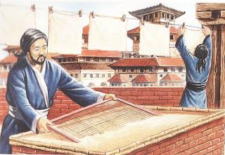 Ókori kínai találmányok