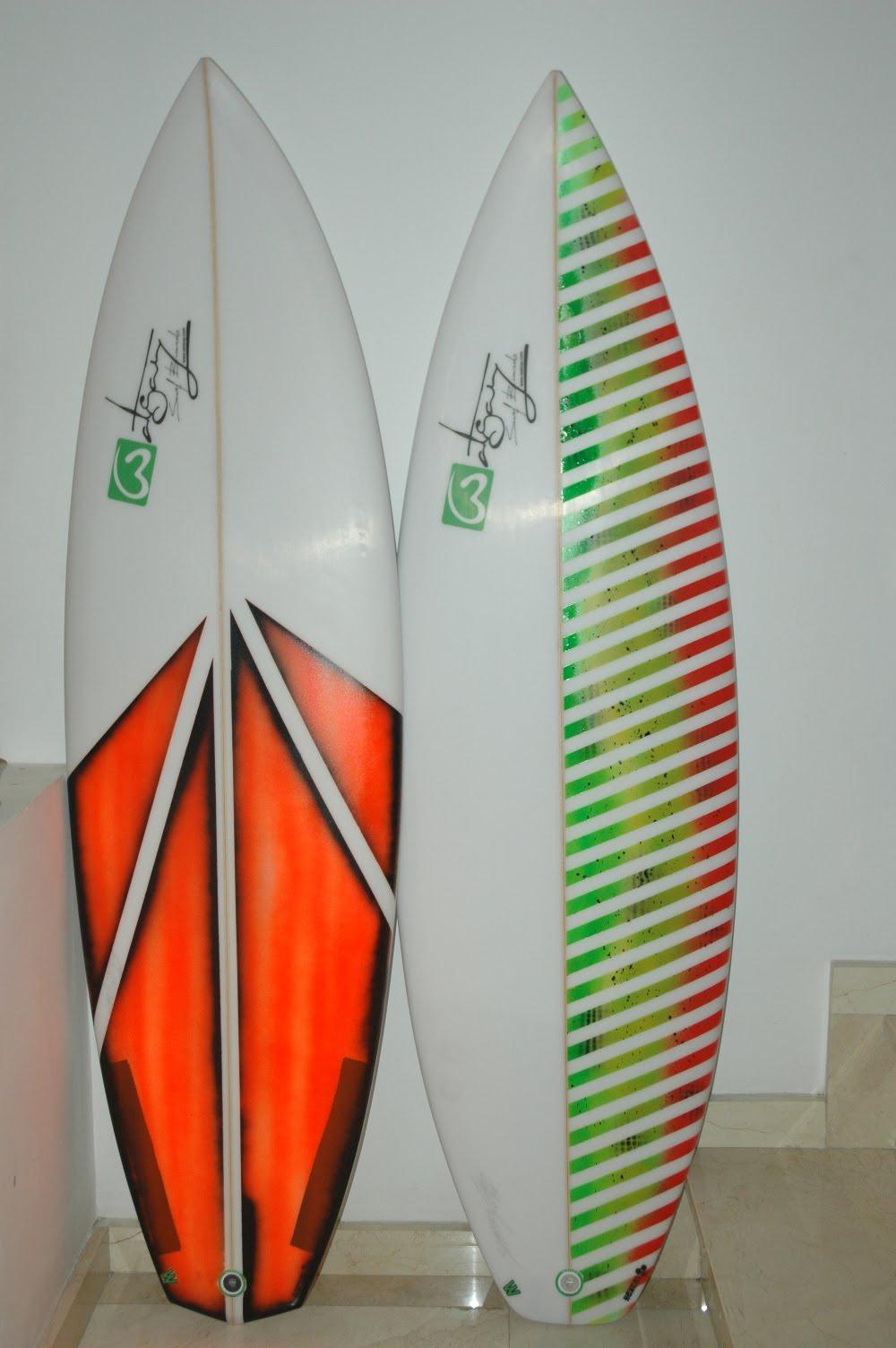 Nuevas tablas de verano watsay javi medina surf - Disenos de tablas de surf ...