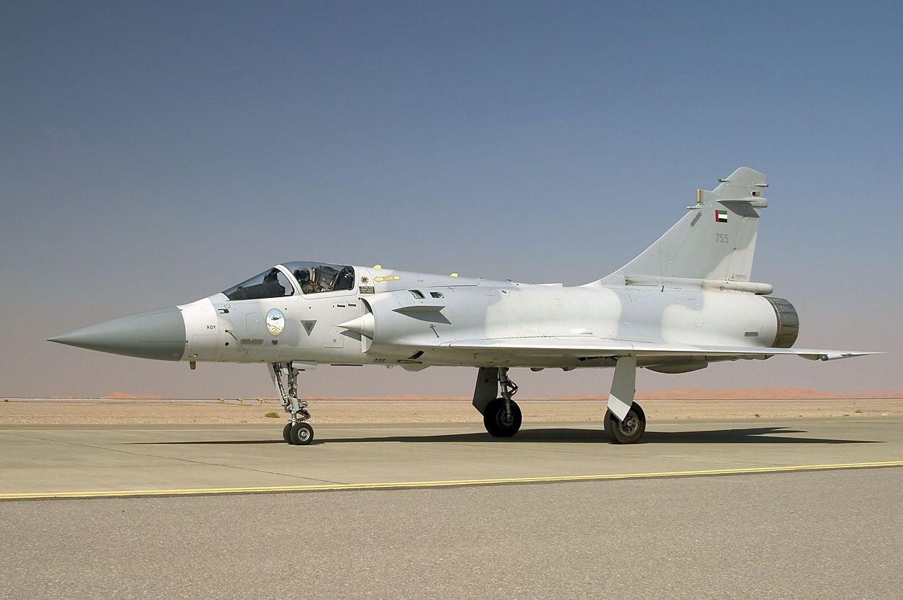 Se a decisão do F-X2 demorar, FAB pode optar caças Dassault Mirage 2000-9 dos Emirados Árabes Unidos