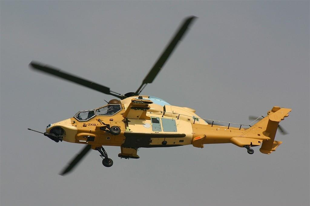 Eurocopter Tiger o poderoso e ágil tigre europeu
