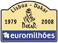 Lisboa-Dakar 2008 Apresentado