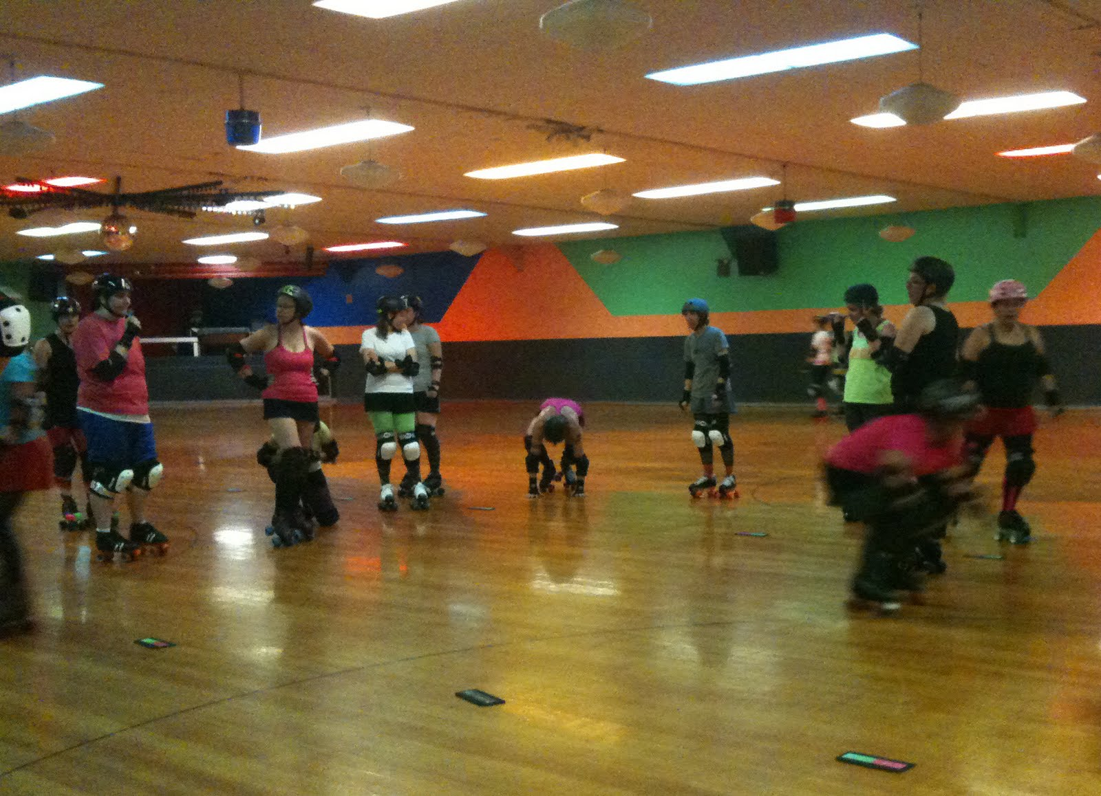 Roller skating rink westchester ny - What I Learned During Meat Week