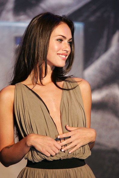cute long haircuts for girls. Megan Fox Cute Hairstyle for