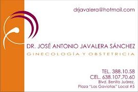 Dr. José Antonio Javalera Sánchez