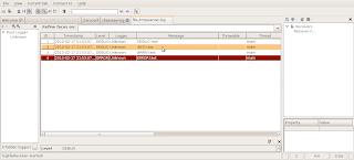 Magnus K Karlsson: Viewing/Monitoring your Log4j Generated Log File