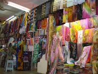 Batik materials