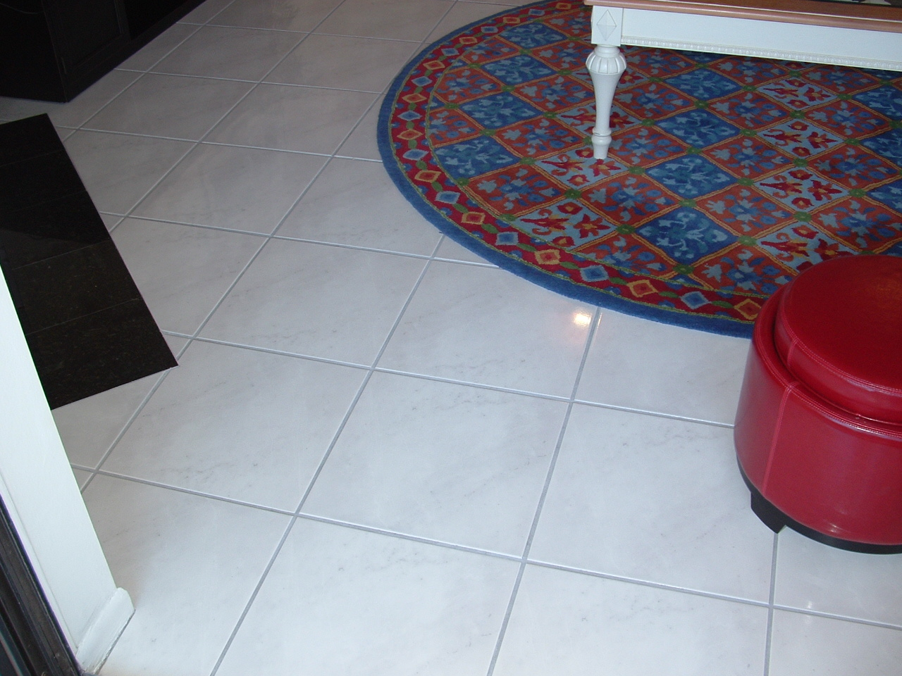 Tampa grout cleaning and floor cleaning experts grout for How to clean unsealed grout