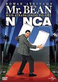 Filme Mr. Bean - O Filme DVDRip XviD Dublado