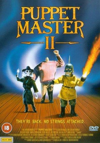 Assistir Filme O Mestre dos Brinquedos 2 (Puppet Master II) Dublado Online