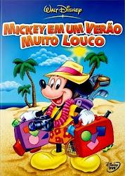 Mickey Em Um Verão Muito Louco Dublado