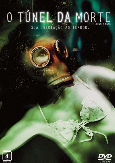 Filme Poster O Túnel da Morte DVDRip RMVB Dublado